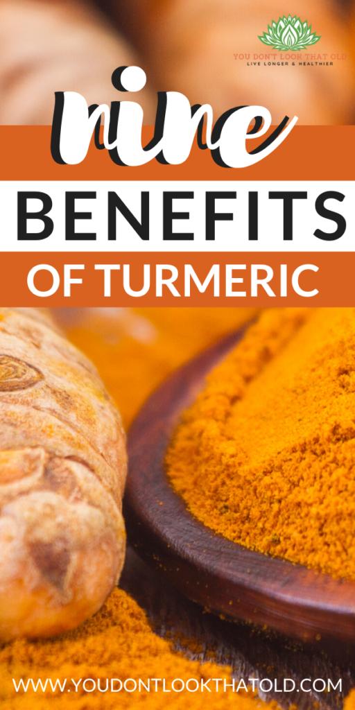 Learn 9 Health Benefits of Turmeric