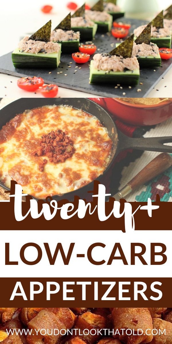 20+ Mouth-Watering, Easy Low Carb Appetizers