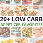 Low Carb Appetizer Recipes