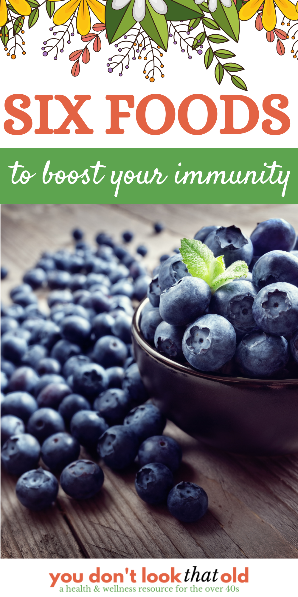 six foods to boost your immunity